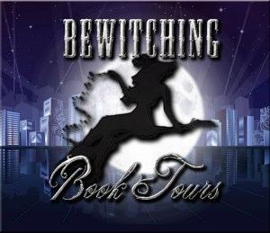 Bewitching Logo -  Square - city Background