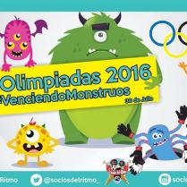 1 Mini Olimpiada para nuestros #CancerWarriors 2016. SociosDelRitmo