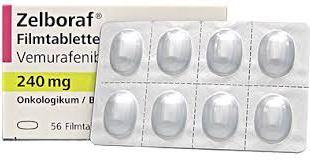 Zelboraf (Vemurafenib) Side effects, Dosage, Cost for Melanoma
