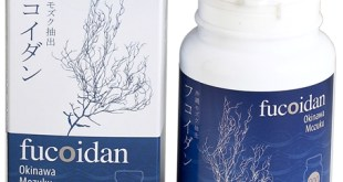 Fucoidan Cancer Treatment Research