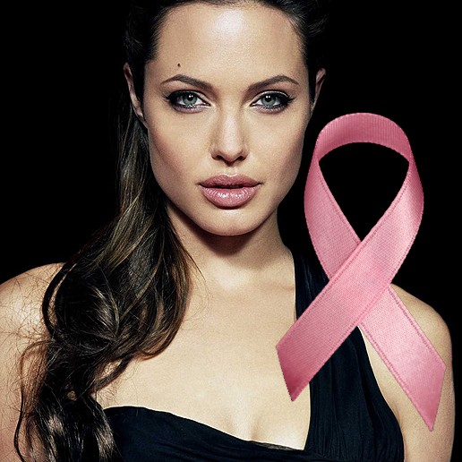 Angelina Jolie Cancer Story – Breast Removal Mastectomy Surgery