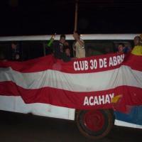 Las históricas goleadas de Acahay