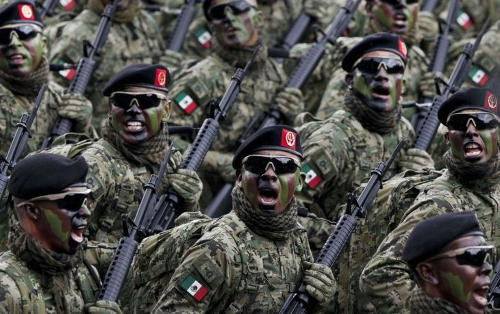 Mexican Army Day
