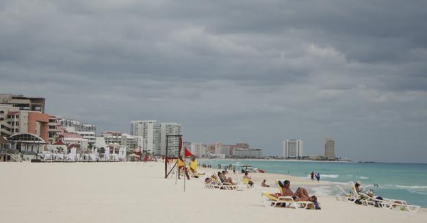 turismo playas de Cancún