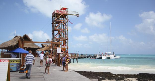 Cancún playa