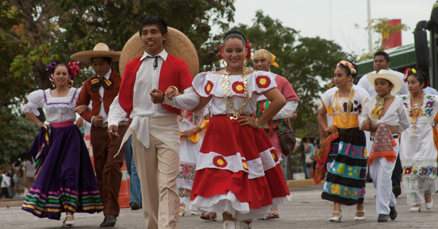 Desfile-cancún