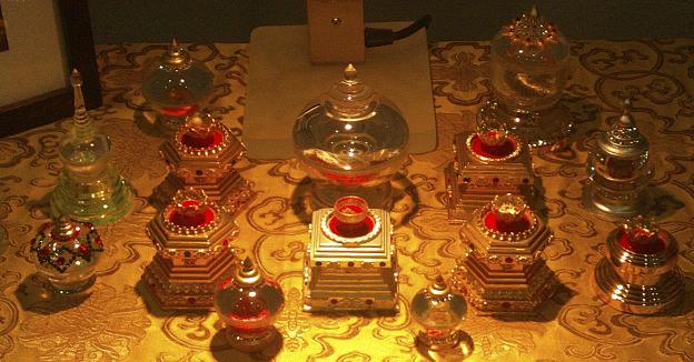 Expocicion Reliquias