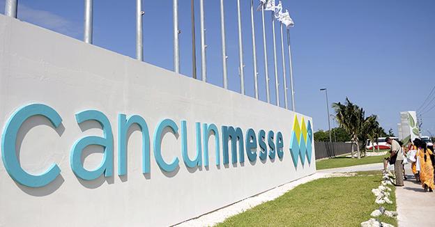 Cancun Messe