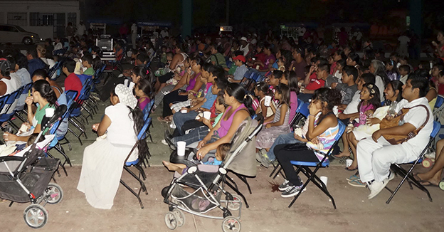 Cinema del Bienestar cancún