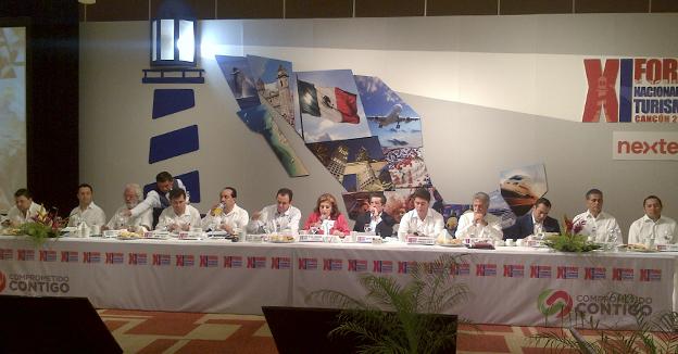 Foro nacional de turismo cancun
