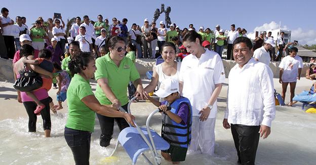 Playa especial riviera maya