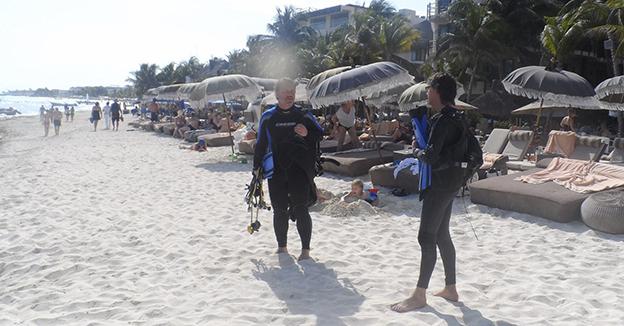 Buceo Riviera Maya