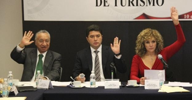 Comisión de Turismo de la Cámara de Senadores