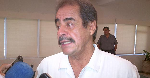 Francisco Cordova Lira presidente del CCE