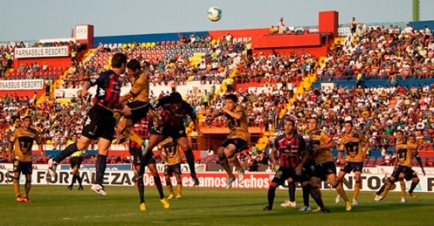 Atlante vs Pumas 2-1