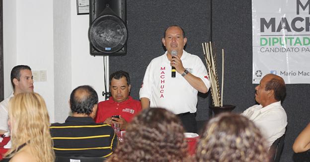 Mario Machuca galenos