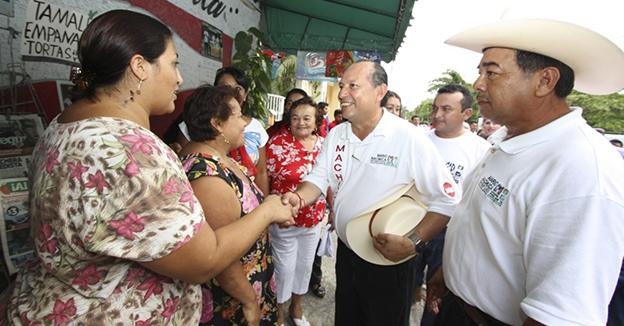 Mario Machuca puerto