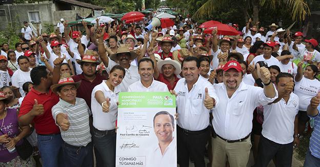Paul Carrillo gobierno claro