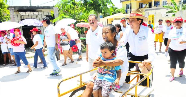 chucho pool triciclo