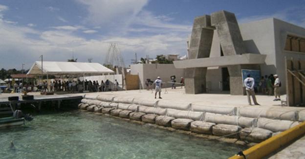 Terminal Maritima Isla