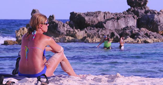 Turista Cozumel