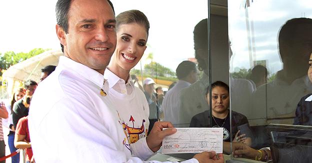 Paul Carrillo donacion