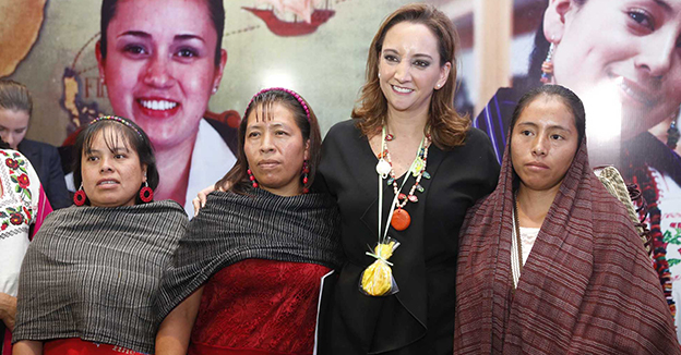 SECTUR mujeres