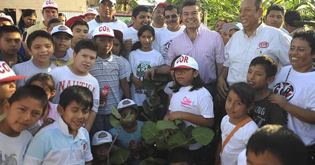 Mauricio Góngora medio ambiente