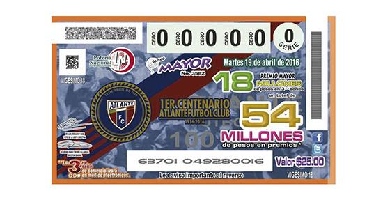 loteria atlante