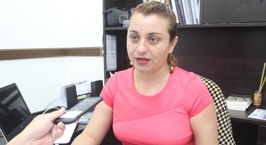 Consejera Electoral Claudia Carrillo Gasca
