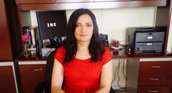 Claudia Rodriguez Sánchez INE QRoo