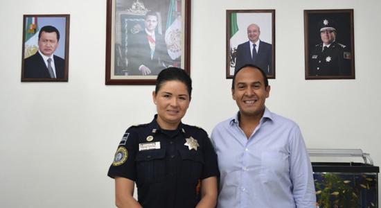 Juan Carrillo y Aracely Rodríguez
