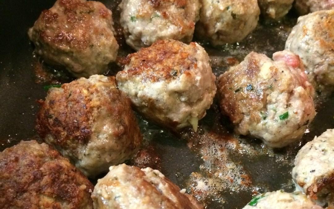 My Mom's Amazing Italian Meatballs – Paleo Rendition