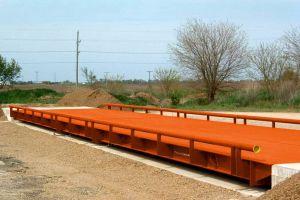 Trạm cân ô tô 80 tấn - Lắp đặt trạm cân xe tải 80 tấn (Mới)