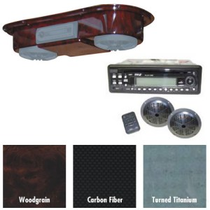 golf cart accessories package