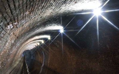 Edgbaston Canal Tunnel LED Lighting Refurbishment Project
