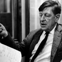 Can I poet with you - W.H. Auden