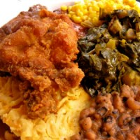 Soul food in Boston