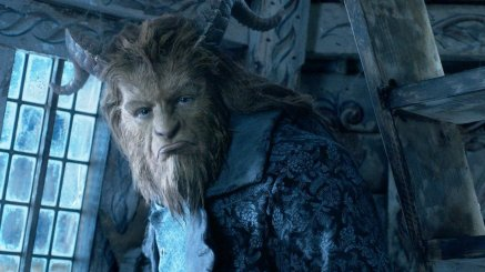 Dan Stevens as The Beast in the 2017 Live-Action Adaptation of Beauty and The Beast