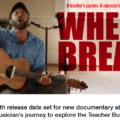 S2: E:4 On Verite with Award-Winning Filmmaker Todd Tue on His Doc When It Breaks