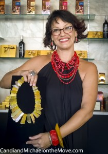 Bard GrOb, Designer/Curator of The Key West Jewelry Bar