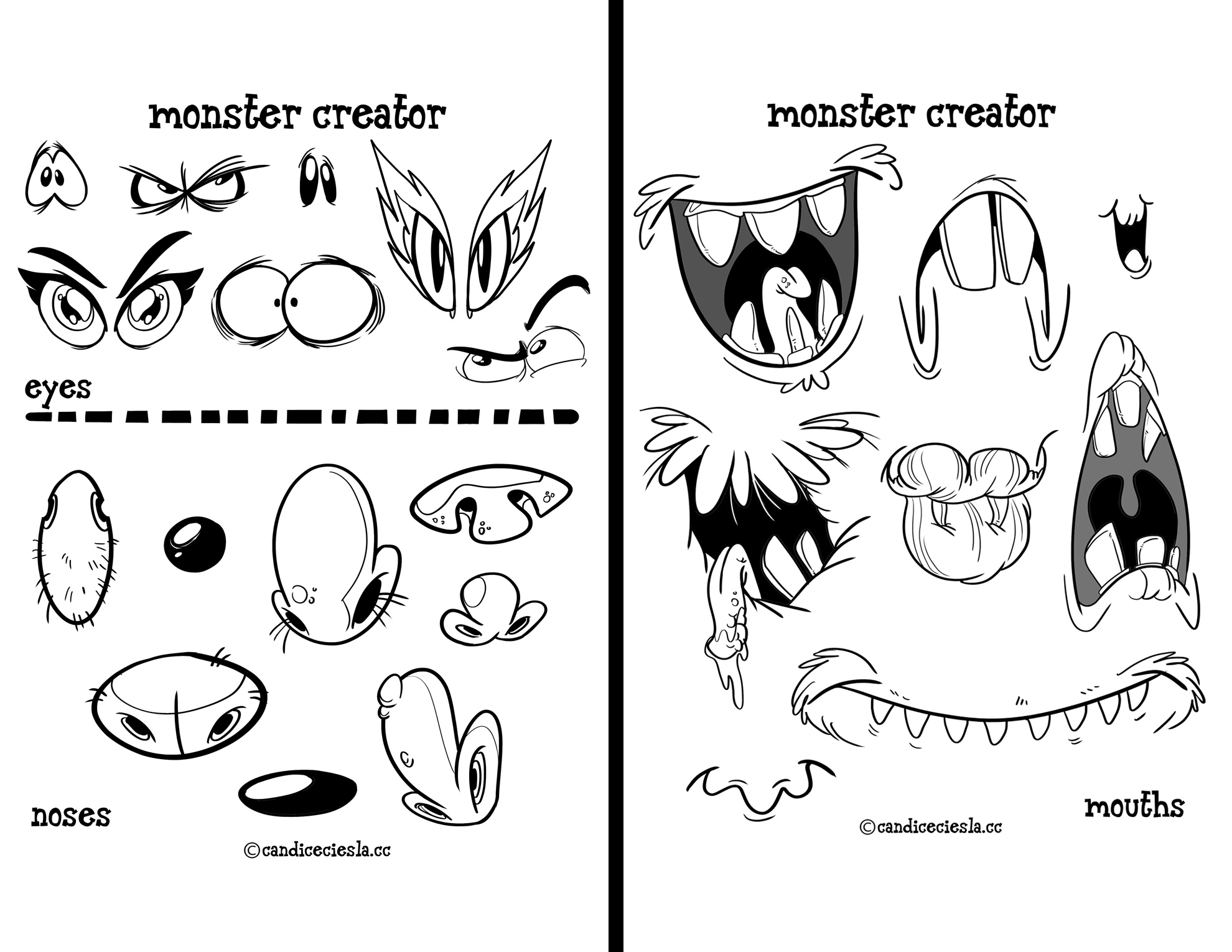 Monster Creator