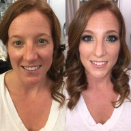 Speical Event Before and After makeup and Hair in association with Prep