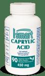 Boîte d'acide caprylique de chez Supersmart