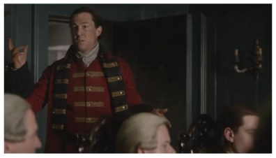 Tobias Menzies as Captain Jonathan Randall