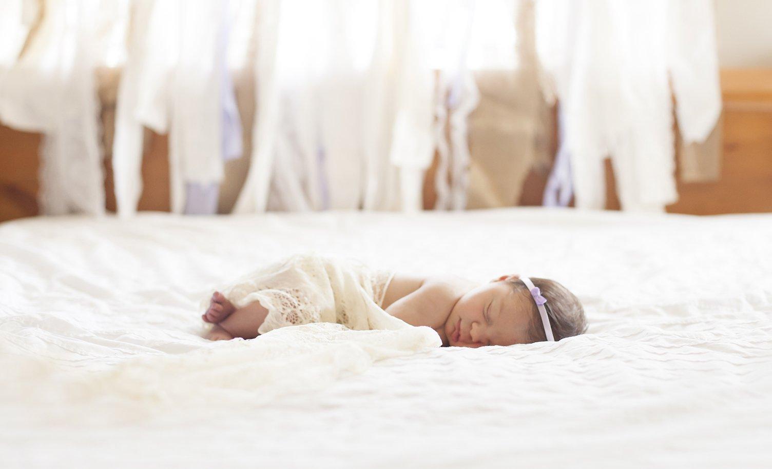 Little Miss Heidi | Newborn
