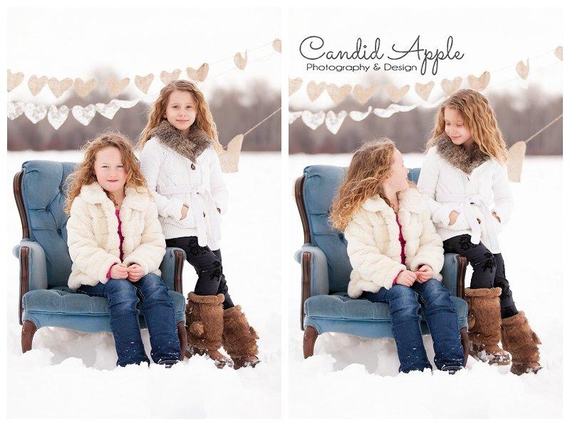 Country Valentine   Savannah & Simone
