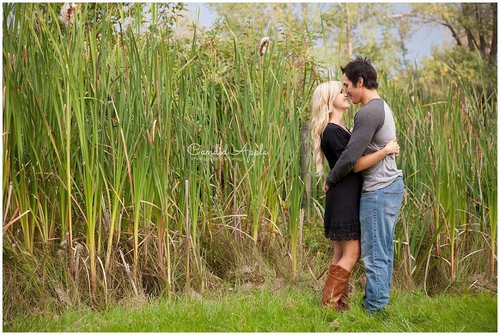 Ryan & Casandra | Father Pandosy Engagement, Kelowna