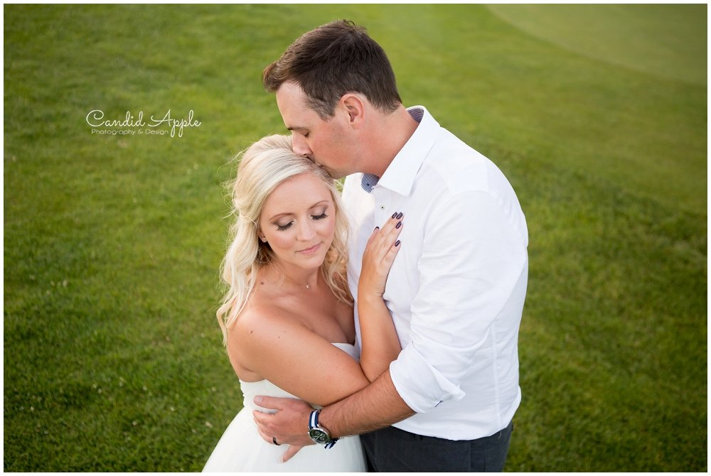 Mike & Barbara | Sanctuary Gardens Wedding