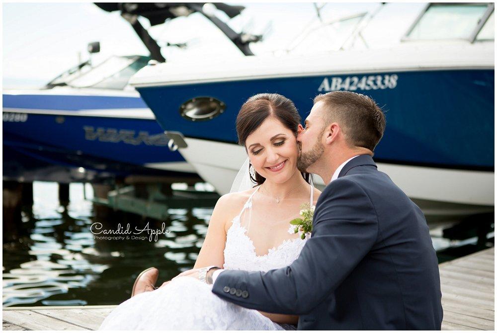 Aaron & Kyla | Hotel Eldorado Wedding